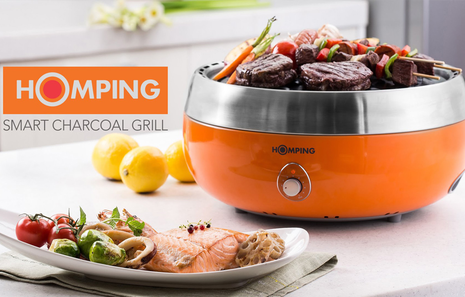 bmb homping grill product
